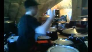 jump jump Kriss Kross-Robby Allen Drum Cover