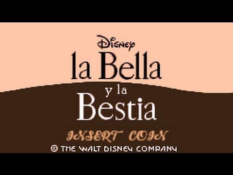 La Bella y la Bestia (1992) - PC - En vivo que no en directo