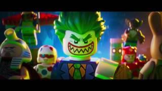 LEGO Batman - O Filme Trailer dublado