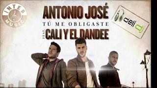 Antonio José Ft Cali y El Dandee - Tu me obligaste ( Remix)