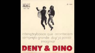 Deny & Dino - Já Posso Imaginar (Original 45 Brazilian psych fuzz garage)