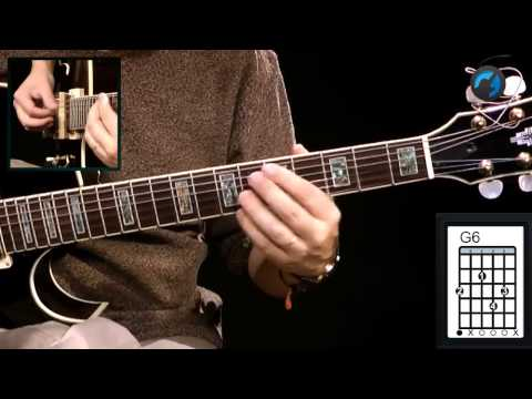 Técnicas de Walking Bass (aula de guitarra jazz)