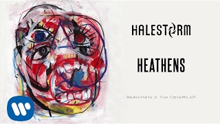 Halestorm - Heathens (Twenty One Pilots Cover) [Official Audio]