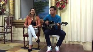 Não vou desistir (Gio e Alvaro) Cover By Helena & Douglas