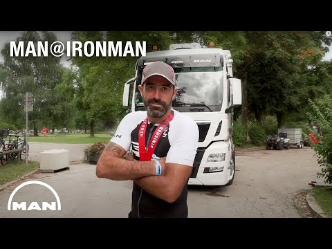 MAN@Ironman - MAN facing the extreme