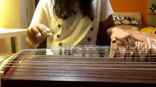 Exo growl guzheng cover #2
