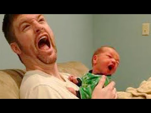 Dads and babies most funny fails Ever - Try Not To laugh at this Funniest Home videos