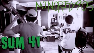 Sum 41 - Pieces (Minority 905 Cover)