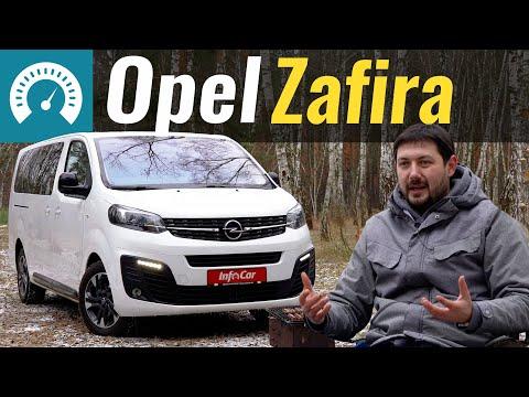 Opel Zafira Life Business Innovation