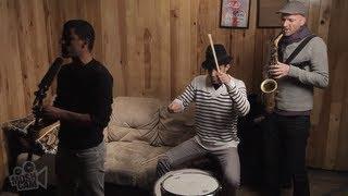 Balkan Beat Box - Digital Monkey (Backstage Session) | Moshcam