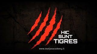 MATJAN ACADEMY: HIC SUNT TIGRES Training - WOD 07