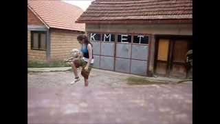 Marija Vulic Freestyle Football