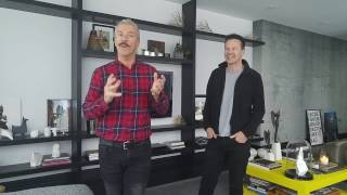 Tips on Personalizing Your Space with Colin & Justin