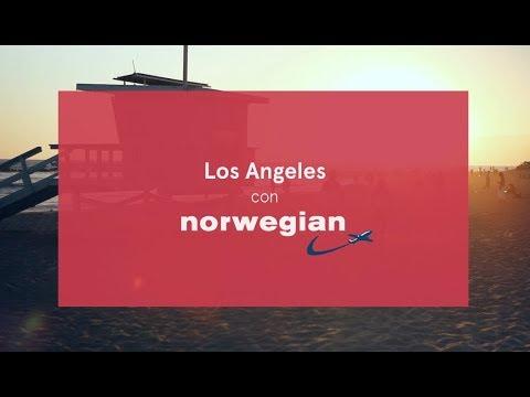 Descubre Los Ángeles con Norwegian