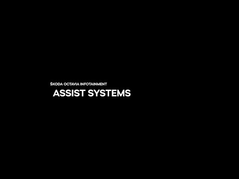 ŠKODA Infotainment - Assistanssystem