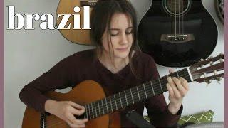 Brazil - Declan McKenna - COVER