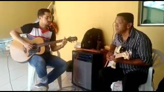 Hino da Harpa Cristã 193 ¨A alma Abatida¨ violão e guitarra