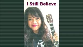 I Still Believe - A Brenda K. Starr song (Baritone Ukulele Cover)
