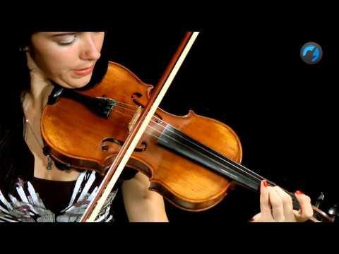 Ó Vinde, Crianças (como tocar - aula de violino)