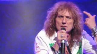 Ain't No Love in the Heart of the City/Judgement Day - Whitesnake Live in São Paulo, Brazil