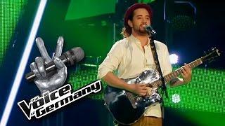 Upside Down - Jack Johnson |  Elias Barzinpour Cover | The Voice of Germany 2015 | Audition