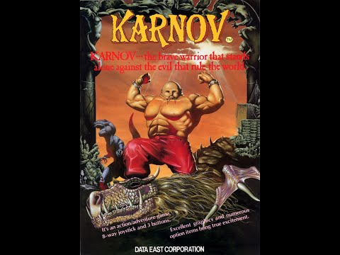 Karnov Arcade Sound Track