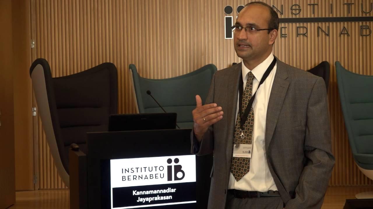 2nd Meeting the Experts: Kannamannadiar Jayaprakasan. Ultrasound Is Sufficient To Evaluate Poor Responders. – Instituto Bernabeu