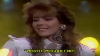 Sandra - Maria Magdalena (Presentación en Vivo)