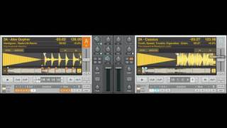 5 Basic DJ Transitions Between 2 Songs width=