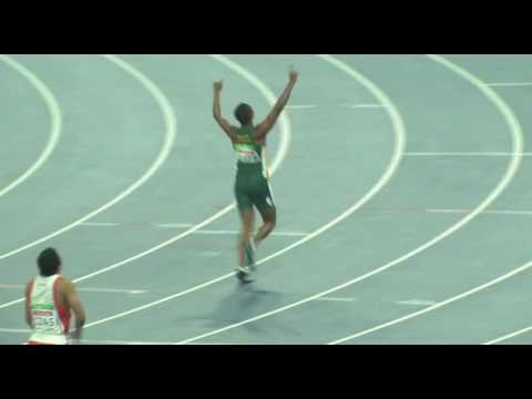 Team SA Paralympics 2016| Sasol Highlights Package | Gold for Dyan Buis