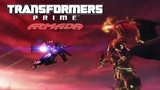 Transformers Prime Meets Armada Theme