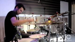 Deus da Força I Thalles Roberto I JC Batera (Drum Cover)