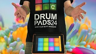 Take My Hand - Drum Pads 24