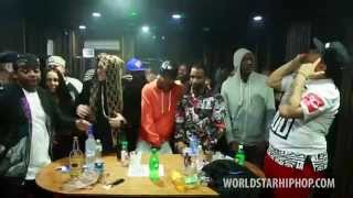 Cassidy  MMM! Freestyle  Feat  Fred Money WSHH Exclusive   Official Music Video