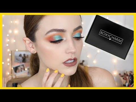 June Boxycharm Unboxing (Try-on Style) | 2018
