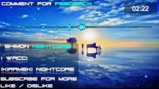 [Nightcore] Wacci - Kirameki (ost shigatsu wa kimi no uso)