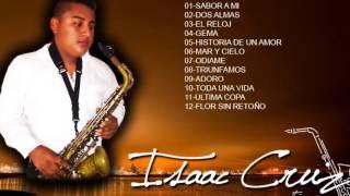 DOS ALMAS-ISAAC CRUZ SAX ALTO COVER