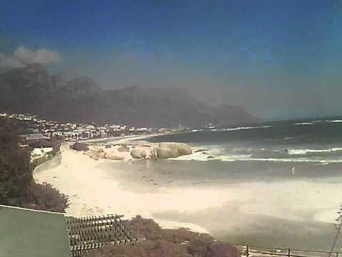 Timelapse Video – Glen Beach & Camps Bay – 16/04/2011