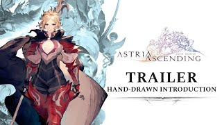 Astria Ascending animated trailer, digital collector\'s edition announced