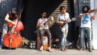 O Bardo e o Banjo - Pub Ace Of Spades 19/10/2014