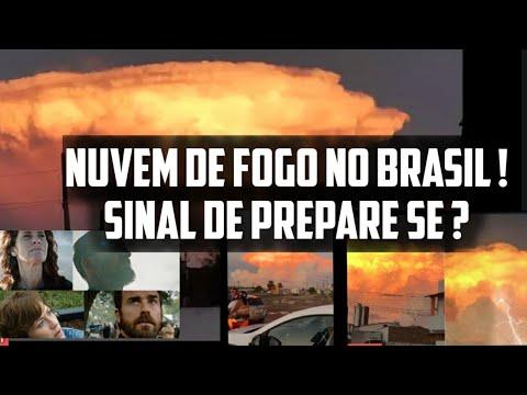 Nuvem Estranha na Bahia: Sinal do Fim? Qual Explicação da Ciência