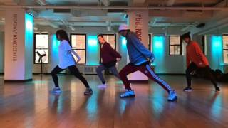 "Mary J. Blige ""Everything (The Quiet Mix)"" - Choreography by Gabe Serrano"