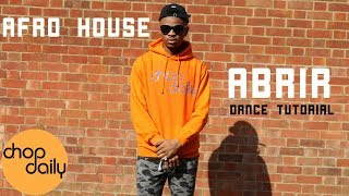 "How To Abrir ""Afro House"" (Dance Tutorial) 