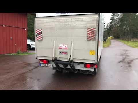 Köp VW Crafter med Volymskåp på Klaravik.se