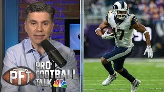PFT Overtime: Robert Woods' contract, Joe Mixon's belief in Bengals | Pro Football Talk | NBC Sports