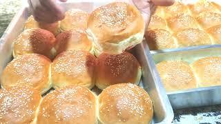 Como fazer pão de batata doce super fofinho