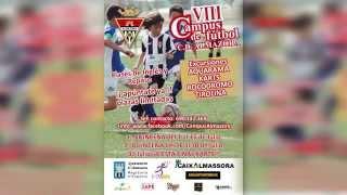 VIII Campus de Fútbol CD Almazora 2015