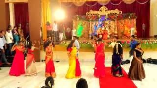Flash mob Mangalyam feat at Pooja weds Sachin