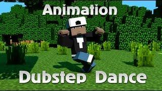 Minecraft Dubstep Dance Animation   Set Fire - WHZGUD2