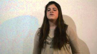 My heart will go on -Celin Dion- Cover-Paula Correa